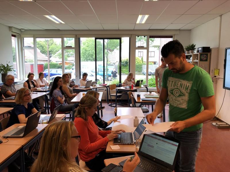 Design Sprint in de klas