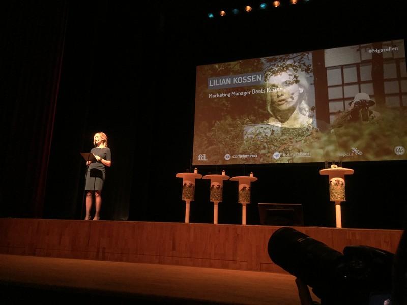 Spreker Lilian Kossen Jan Doets